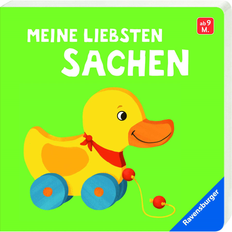 Ravensburger Mein erstes Bilderbuch Meine liebsten Sachen