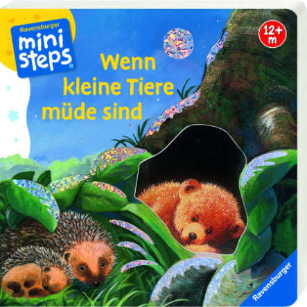 Ravensburger ministeps® Wenn kleine Tiere müde sind