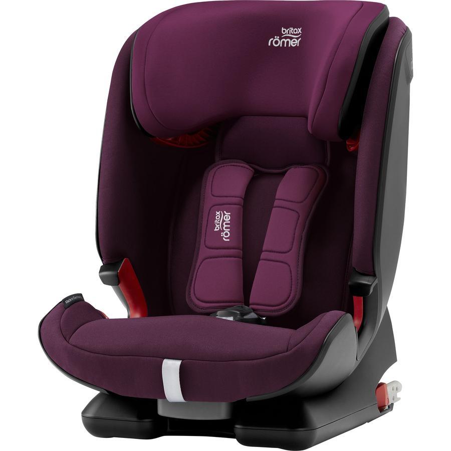 Britax Römer Kindersitz Advansafix IV M Burgundy Red
