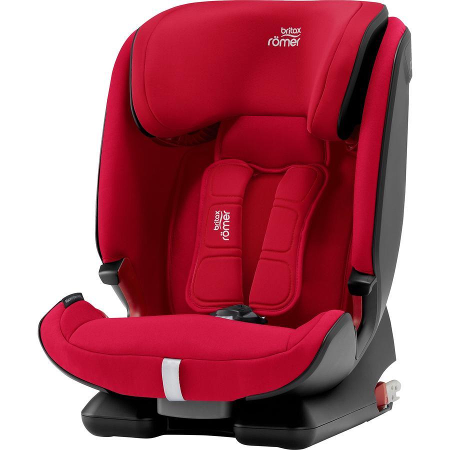 Britax Römer Kindersitz Advansafix IV M Fire Red