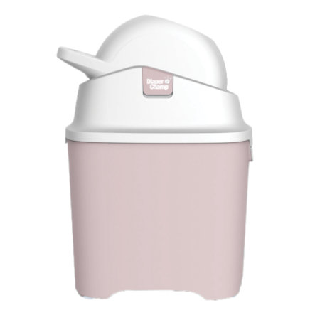Diaper Champ One Windeleimer rosa