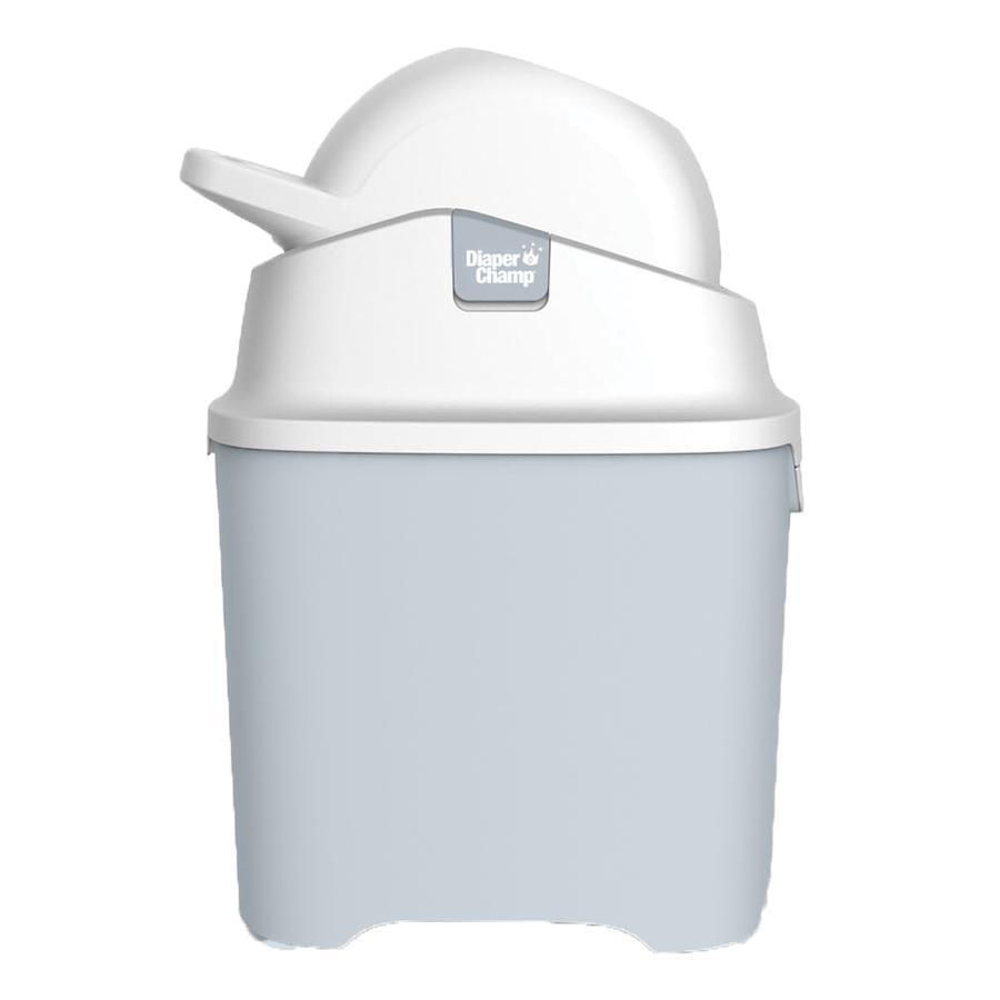 Odo Care ONE kbelík na plenky šedý / modrý
