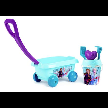 Smoby Disney Frozen 2 handkar met emmerset