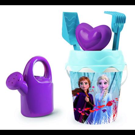 Smoby Disney Frozen 2 Eimergarnitur mit Gießkanne, 17 cm