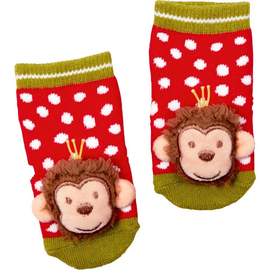COPPENRATH Rattle socks ape en st ›rrelse - BabyGl ck