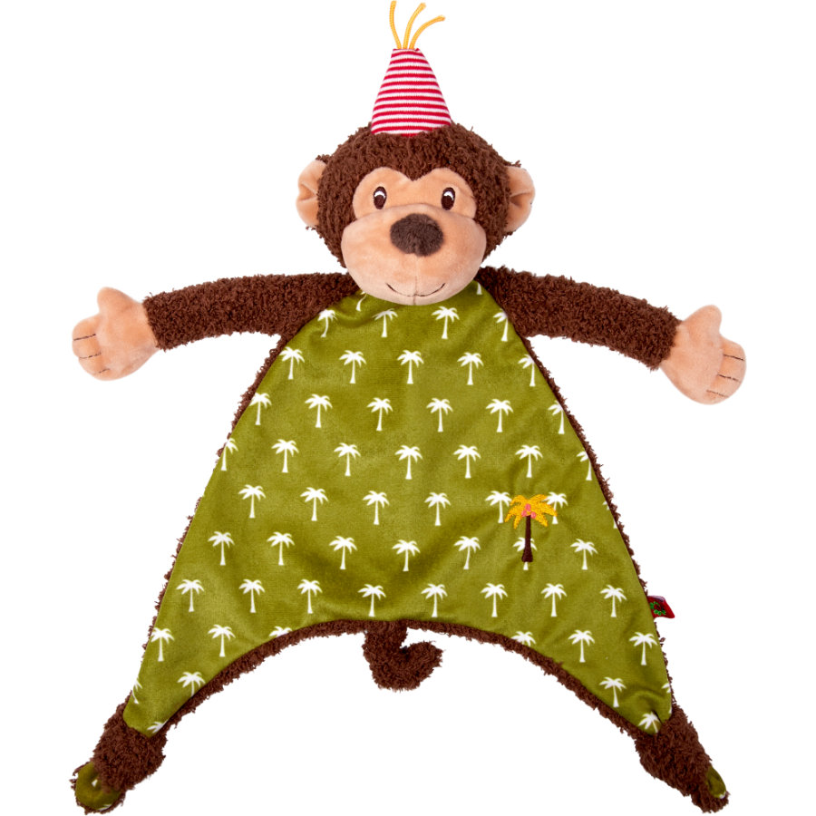 COPPENRATH Schnuffeltuch Affe - BabyGlück