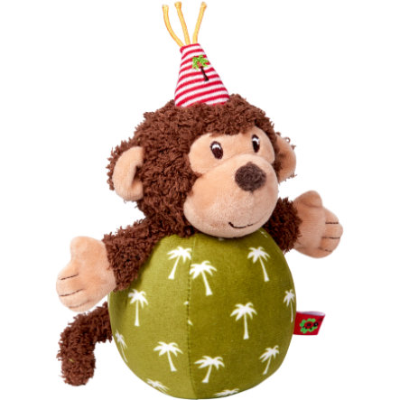 COPPENRATH Stand up monkey with chime - BabyGlück