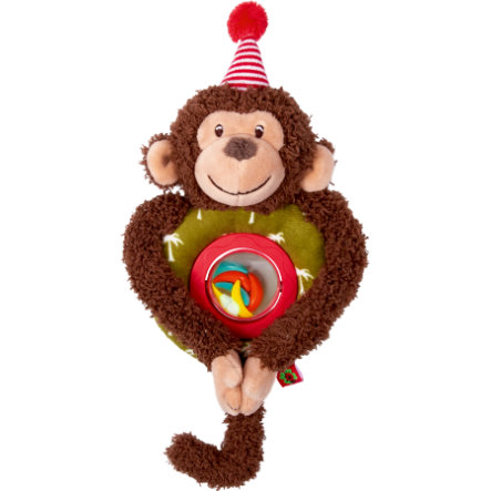 COPPENRATH Aktivitet - Rattle Monkey - Baby Luck