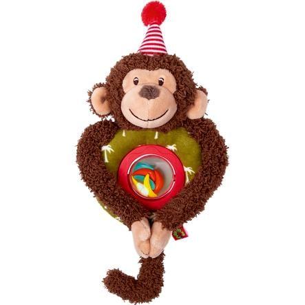 SPIEGELBURG COPPENRATH Activity - chrastící opička - BabyGlück