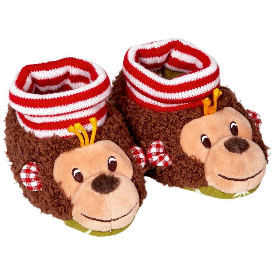 SPIEGELBURG COPPENRATH Babyschuhe Affe - BabyGlück