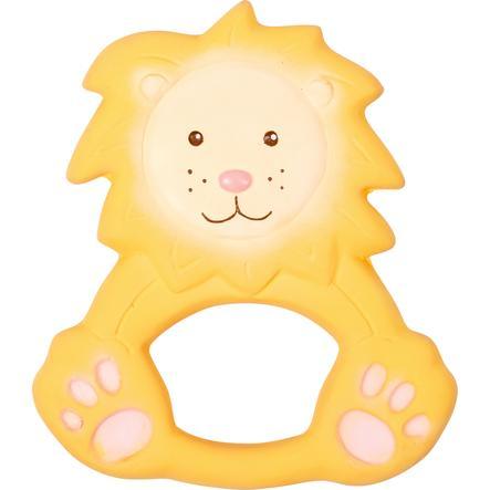 COPPENRATH Pierścień ząbkowy z kauczuku naturalnego Lion Louis - Baby Luck