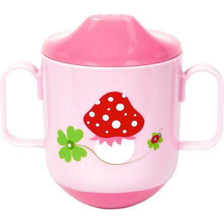 COPPENRATH Párese en la taza rosa - la suerte del bebé