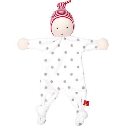 COPPENRATH Min första kudddukgrå - BabyGlück