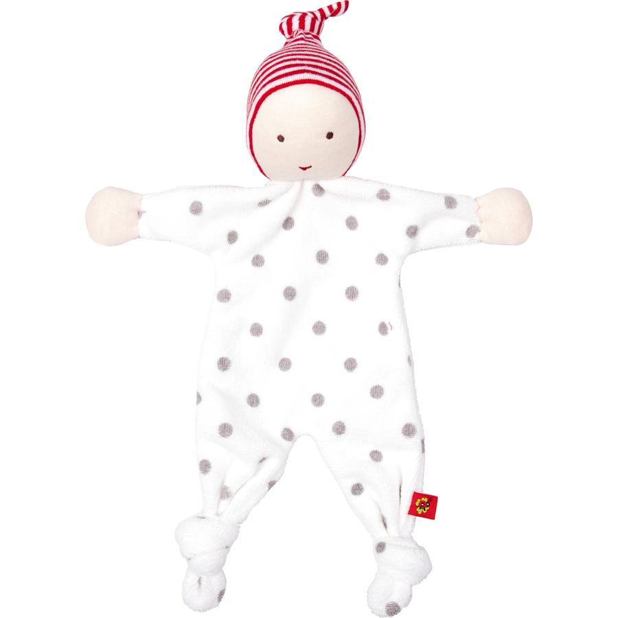 COPPENRATH Mijn eerste knuffeldoekje grijs - BabyGlück
