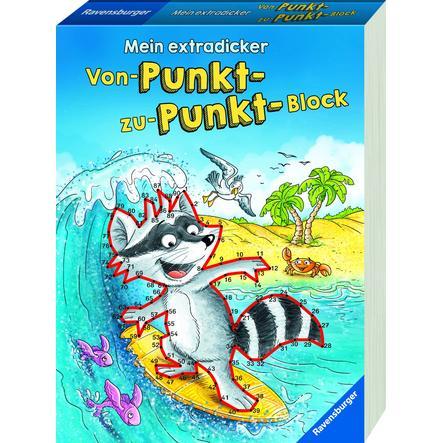 Ravensburger Mein extradicker Von-Punkt-zu-Punkt-Block