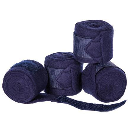 Helga Kreft Bandages pour cheval de jardin enfant bleu
