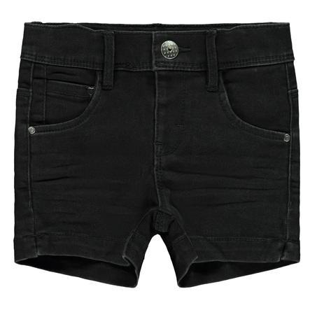 name it Shorts NMFSALLI Black Denim