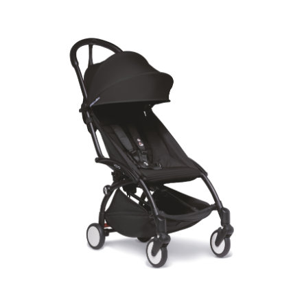 BABYZEN Kinderwagen YOYO2 6+ Zwart