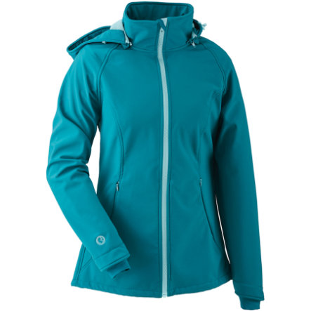 mamalila Softshell-dragend jasje click it teal