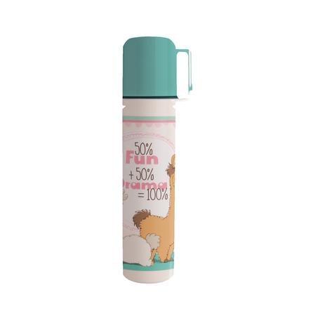 NICI Thermosflasche Lady & Luis Lama, 350 ml