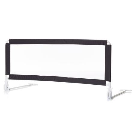 fillikid Bettgitter für Standard- und Boxspringbetten 135 cm Schwarz
