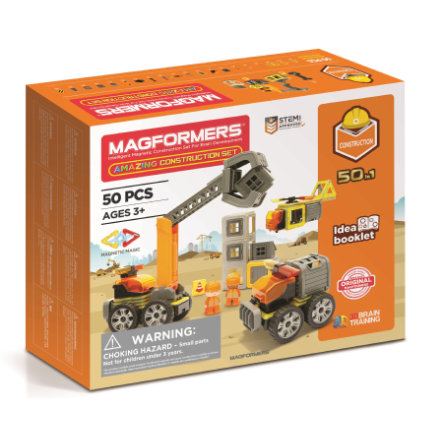 MAGFORMERS® Amazing Construction Set