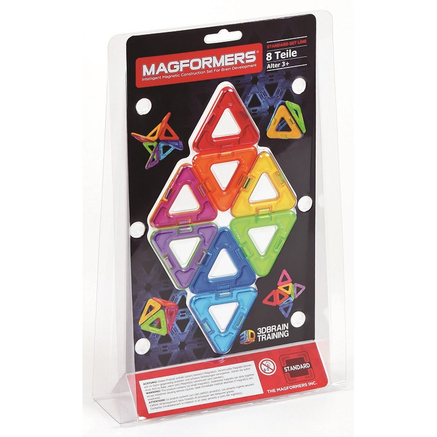 MAGFORMERS® Triangles 8