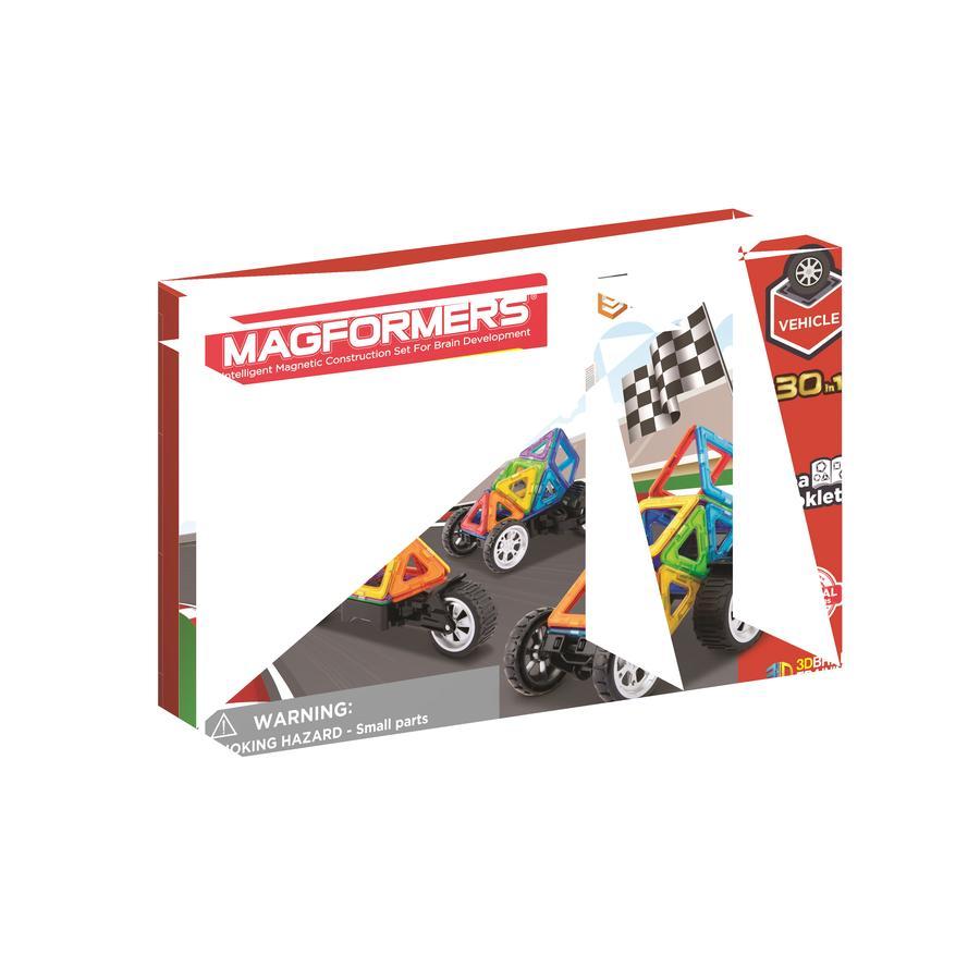 MAGFORMERS ® Fantastisk Transform Wheel Set