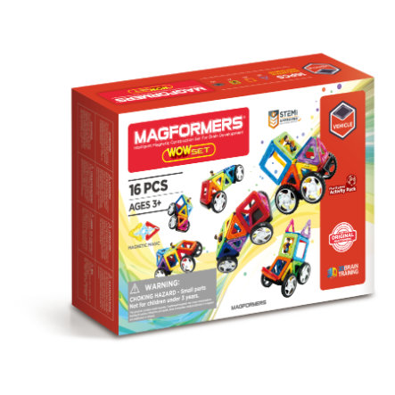 MAGFORMERS® WOW Set