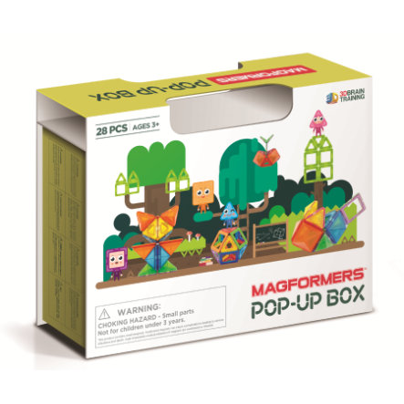 MAGFORMERS® Pop Up Box