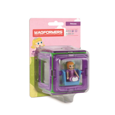 MAGFORMERS® Figure Plus Princess Set