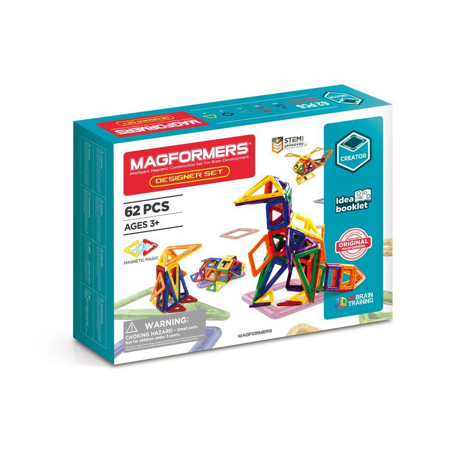 MAGFORMERS® Designer Set 62