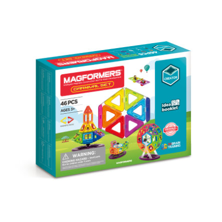 MAGFORMERS® My First Magformers Sæt 46