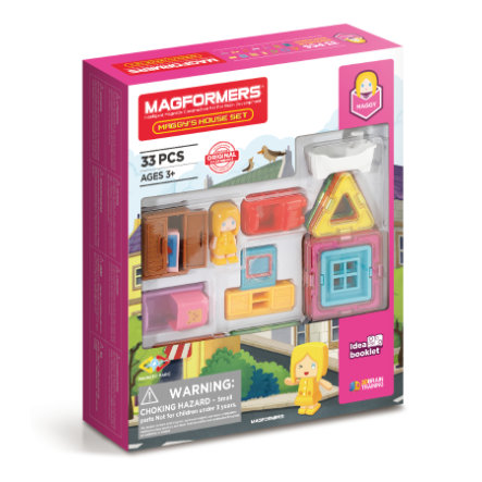 MAGFORMERS® Maggy's House Set