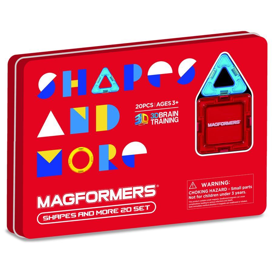 MAGFORMERS ® Former og mere 20P