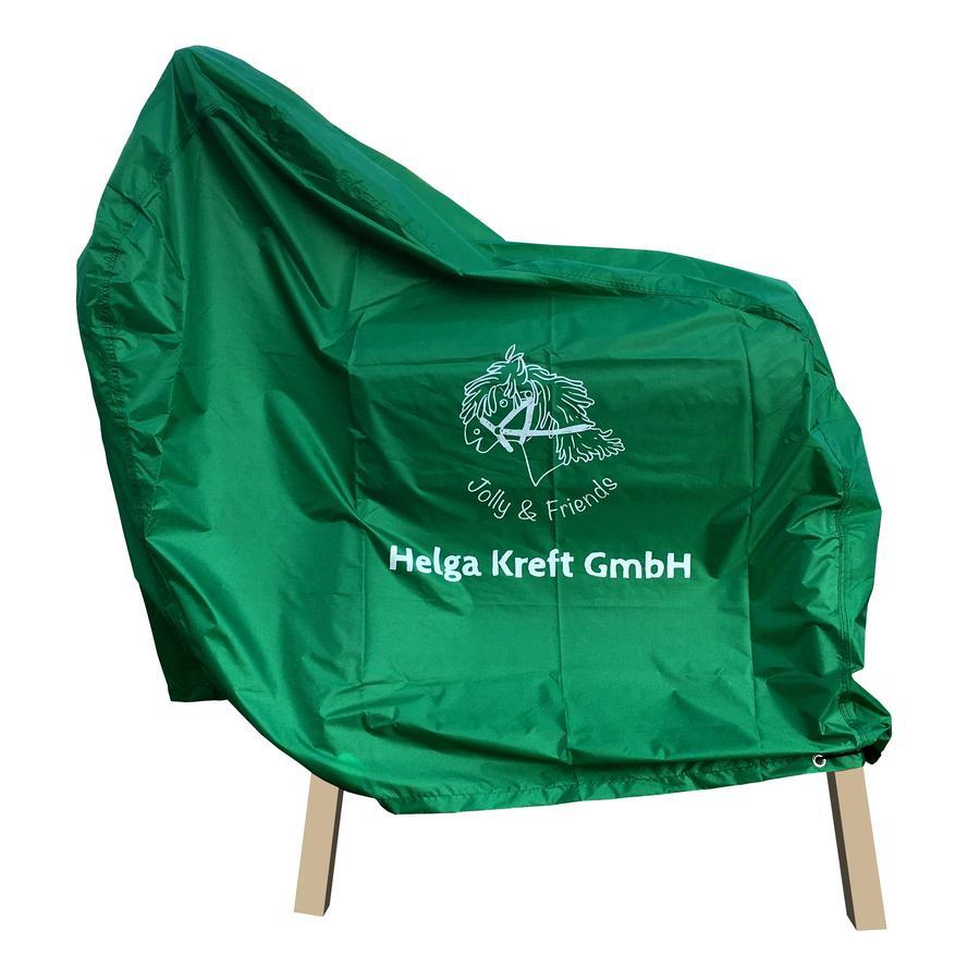 Helga Kreft »Abdeckung für Gartenpferde«