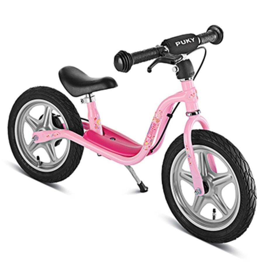 PUKY Bicicleta prepedaleo LR1 con freno Lillifee