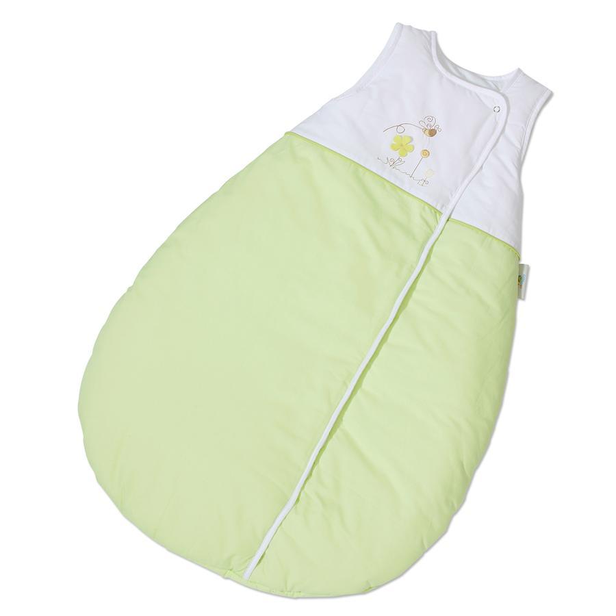 EASY BABY Saco de dormir Molton 90 cm Honey bear verde (451-39)