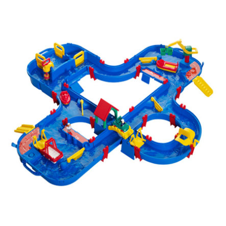 AQUAPLAY Mega set 660N Play & Go