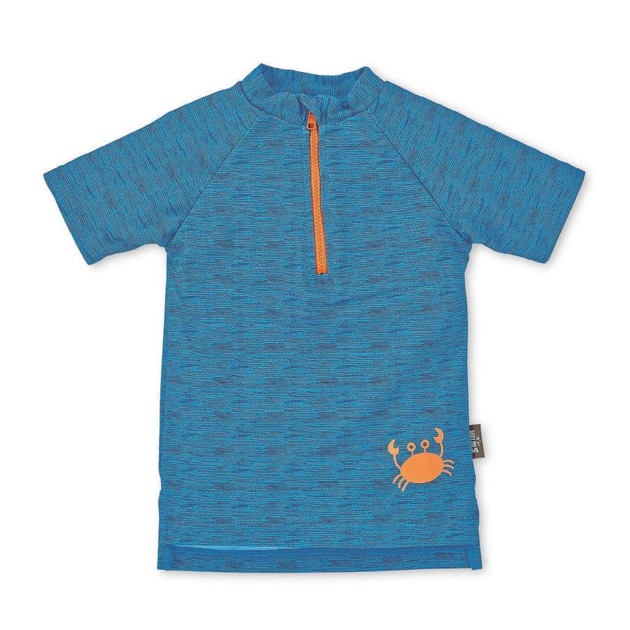 Sterntaler UV-Kurzarmschwimmshirt blau