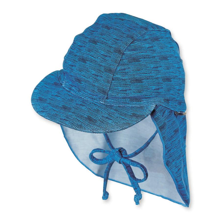 Sterntaler Schirmmütze Sterne blau