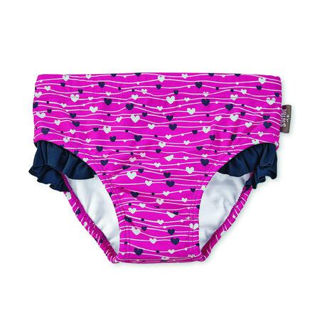 Plavecké kufry Sterntaler purpurové