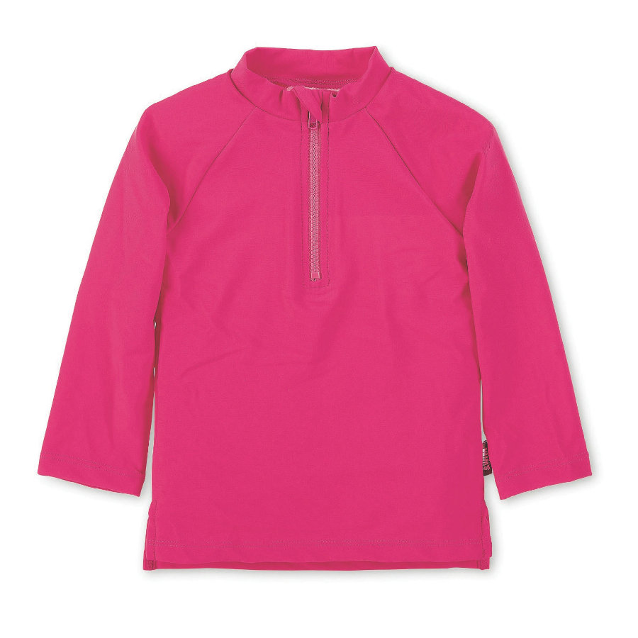 Sterntaler UV-longsleeve koszula kąpielowa magenta