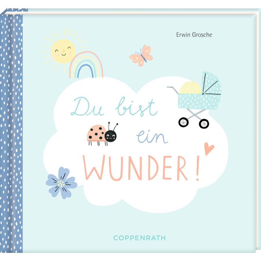 SPIEGELBURG COPPENRATH Geschenkbuch: Meine kleine Welt - Du bist ein Wunder