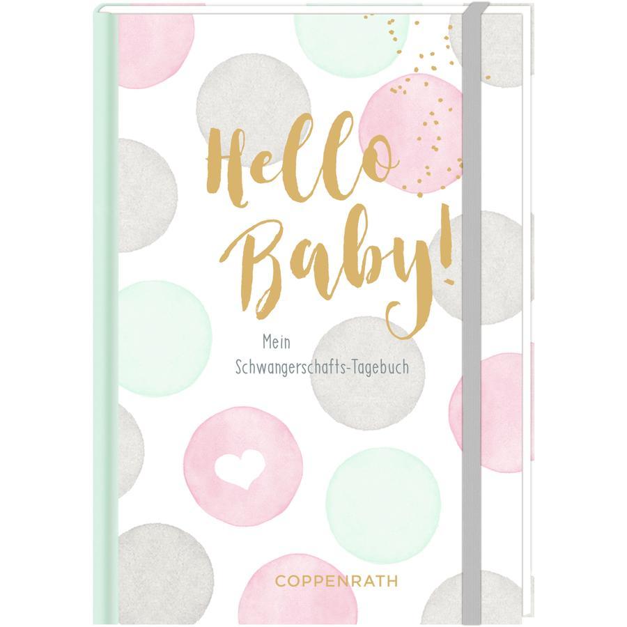 COPPENRATH Mein Schwangerschaftstagebuch - Hello Baby!