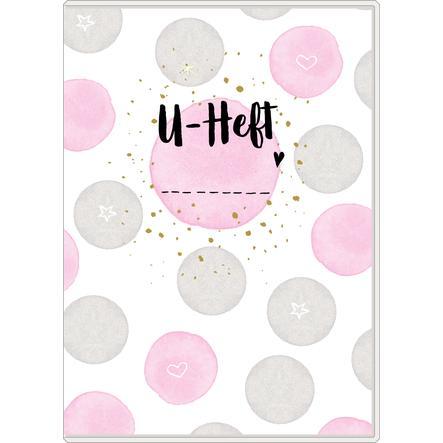 COPPENRATH U-broschyromslag, rosa