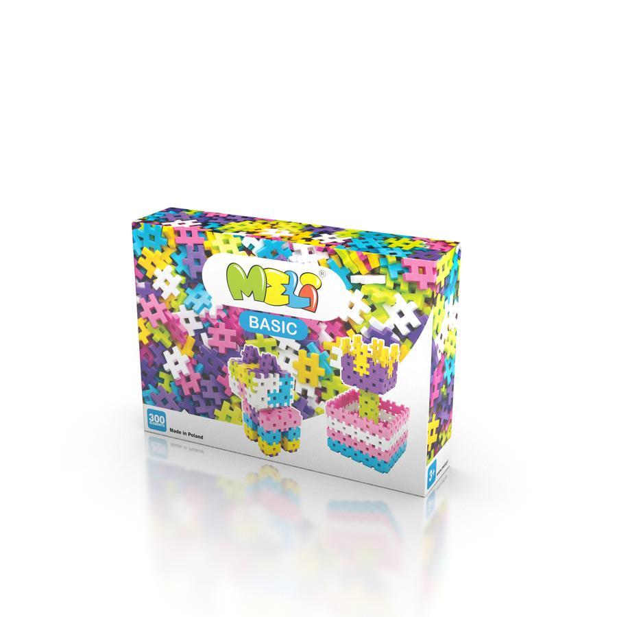 MELI ® Basic Roze 300