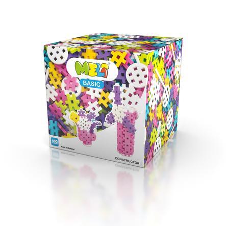 MELI ® Basic Costruttore Rosa 400
