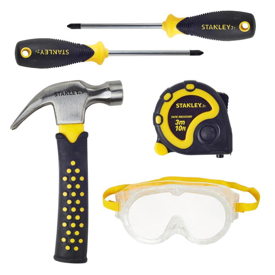 STANLEY® Jr. Werkzeug Set 5-teilig