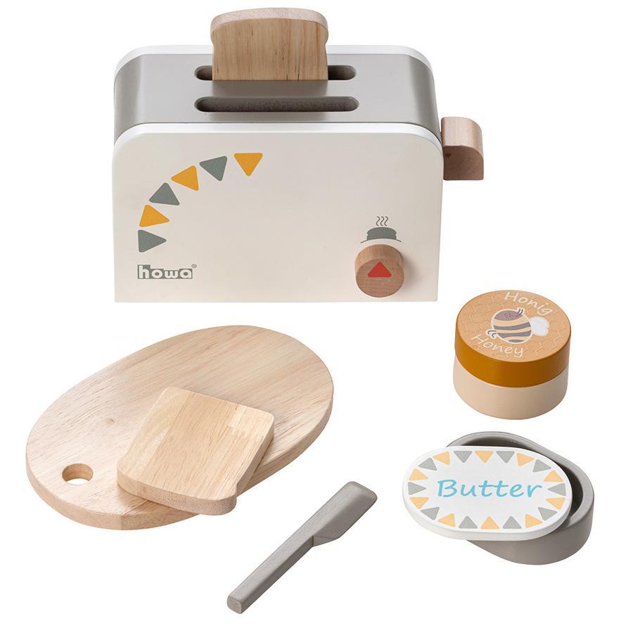 howa® Toaster-Set 7-tlg.